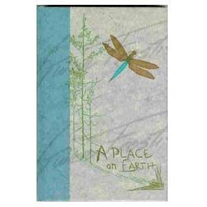 A Place on Earth Remembrance Book by Gwen Frostic