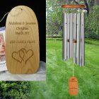Wedding Wind Chime. Personalized