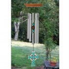 "Small ""IRISH CELTIC CROSS"" Wind Chime"