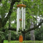 Amazing Grace Wind Chimes (Plain) - 3 Sizes - S, M, L