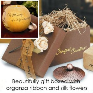 A Beautiful Life - Deeply Loved Comfort Candle (#1 BEST SELLER)