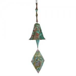 Wind Bell - Bronze Large 34""