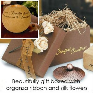 Family Memories to Treasure - Comfort Candle (BEST SELLER)