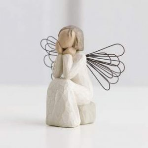 Willow Tree® Angel of Caring (Best Seller)