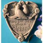 May Our Nest Be Blessed Plaque