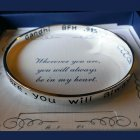 Always In My Heart- Sterling Silver Bracelet (BEST SELLER)
