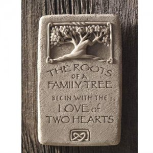 Roots of Love Plaque (Long)