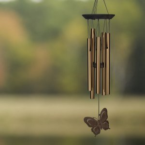 "Small ""BUTTERFLY"" Wind Chime"