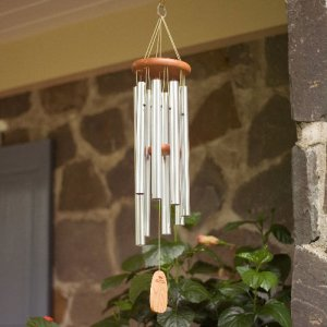 PLAIN Gregorian Wind Chimes (NOT PERSONALIZED) 3 SIZES - S, M, L