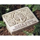 Celtic Tree Anniversary - Wedding Stone. Personalized