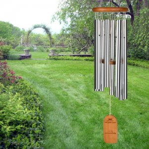 "Large ""WEDDING"" Wind Chime"