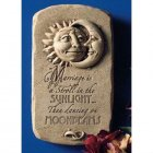 Sunlight and Moonbeams Plaque