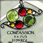 Compassion Suncatcher