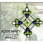Rosemary Suncatcher
